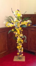 Easter Service at Mount Jefferson Presbyterian Church